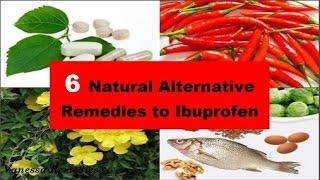 Top 6 Natural Alternative Remedies to Ibuprofen