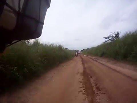 Amigos da Picada, 2 quedas - Angola - R Congo - RD Congo - Gabão - G Equatorial