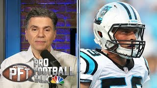Panthers' Luke Kuechly announces retirement after eight NFL seasons | Pro Football Talk | NBC Sports