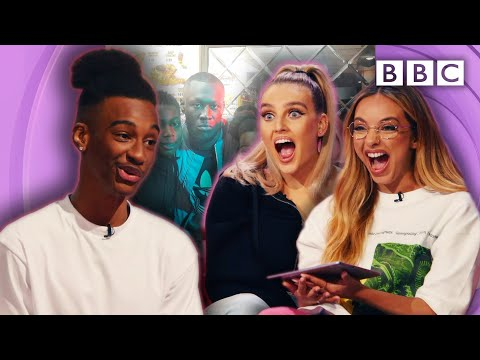 Riffs for DAYS from Zeekay 😱 @Little Mix The Search | Boyband - BBC