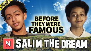 Salim The Dream | Before They Were Famous | From Living In His Car to Joining NELK!