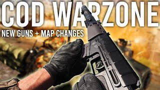 Call of Duty Warzone - New Guns and Map Changes! ( Season 6 is LIVE )