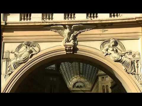 The Galleria Umberto I