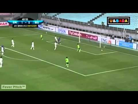 2011 ACL Round of 16 - JEONBUK vs TIANJIN 110524