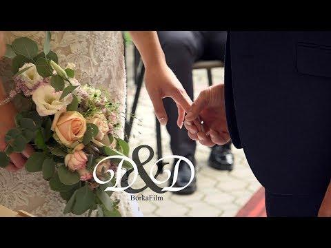 Dorka & Dani Wedding highlights//BorkaFilm