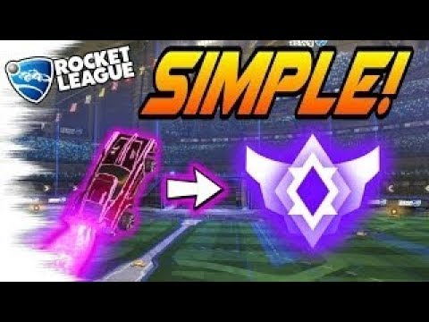Squishy Muffin Rocket League : GRINDING FOR GLORY EPISODE 4 Siiick! Episode!! - YouTube