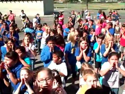Fun Friday at Leffingwell Elementary School!