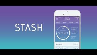 Stash Invest App Complete Walk Through!