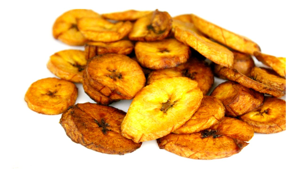 How To Cook Fried Plantains Jamaican Style Youtube