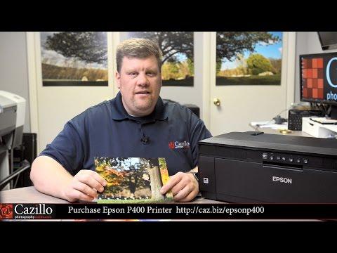 Epson SureColor P400 Photo Printer Review