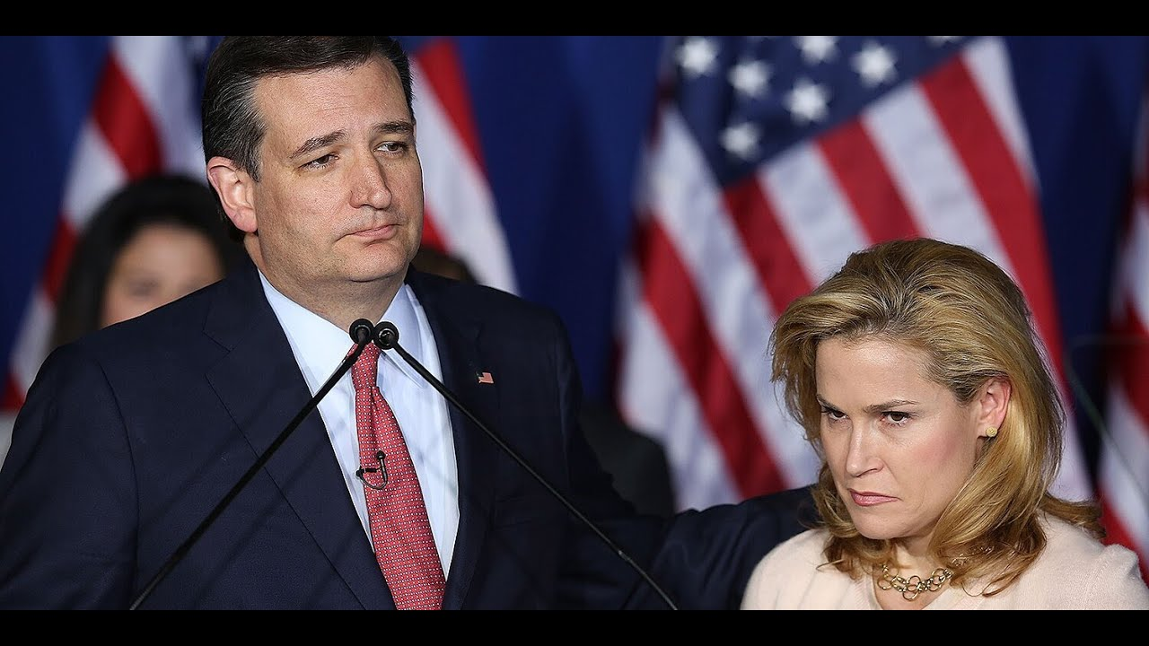 Heidi Cruz Is 'Pretty Pissed' Her Texts About Family's Controversial ...