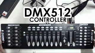 DMX 512 Tutorial