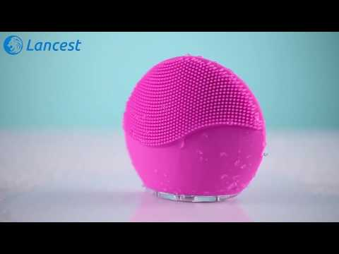Facial beauty face massage sonic cleaning instrument