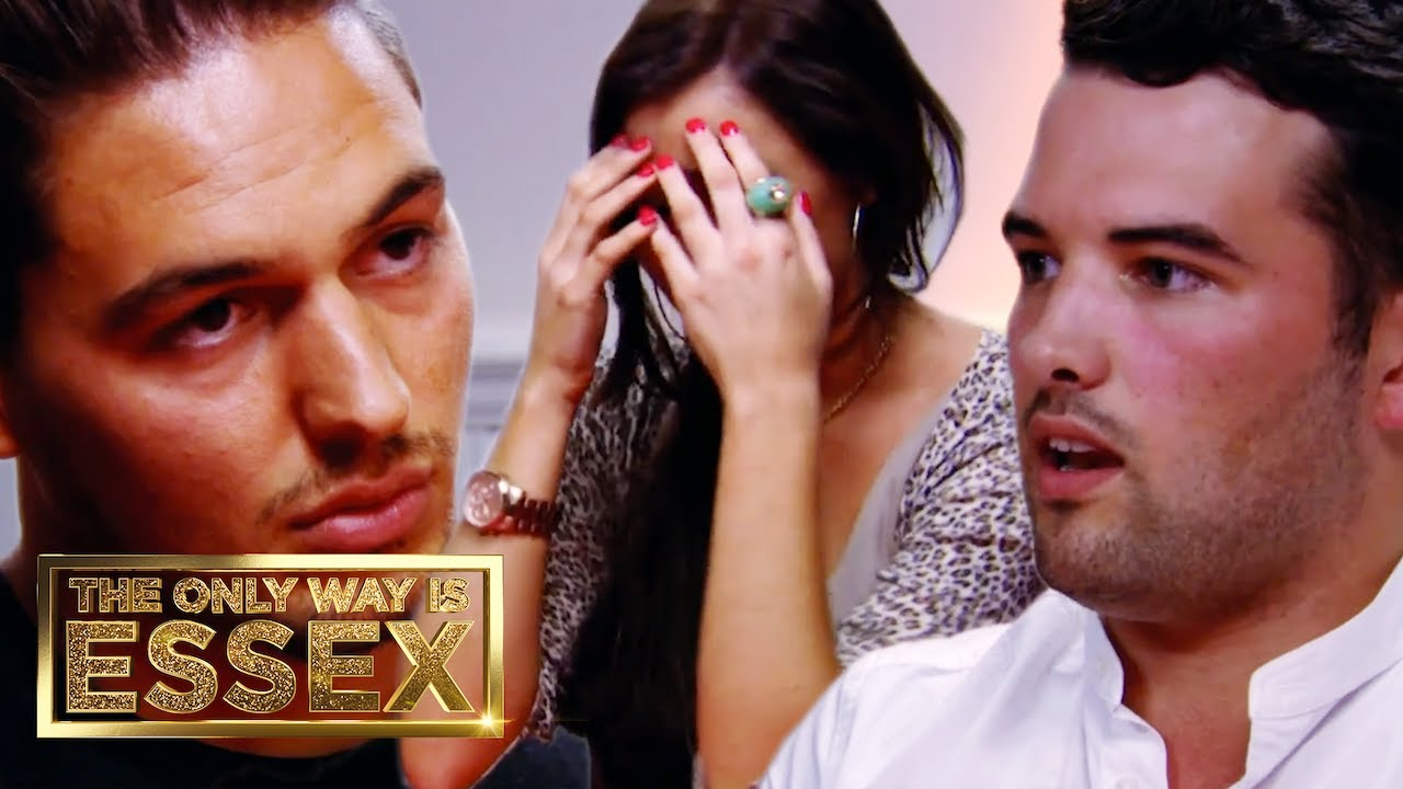 Mario EXPOSES Jess For Secretly Texting Tom P Behind Ricky's Back   Season 6   The Only Way Is Essex