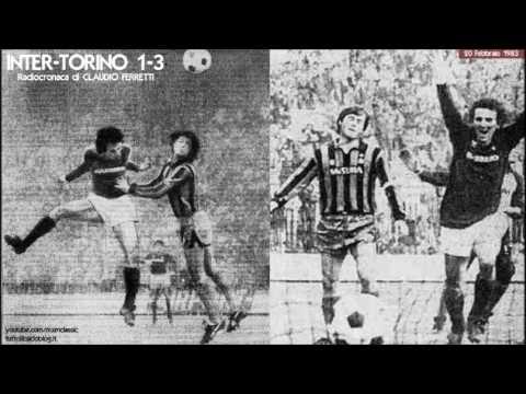 Inter Torino 1 3 20 2 1983 Radiocronaca Di Claudio