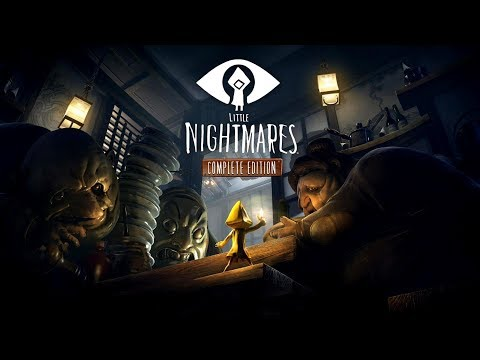 LITTLE NIGHTMARES COMPLETE EDITION NINTENDO SWITCH #1