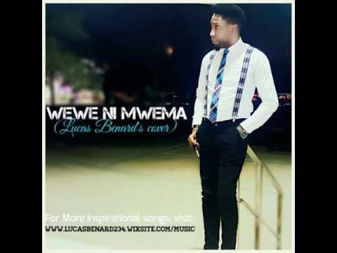 Israel Ezekia..Wewe Ni Mwema(piano cover)