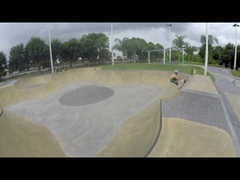 Nash Barfield 8 Year Video