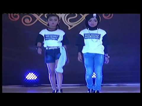 Parade Model Rams Casual Anak-anak & Dewasa