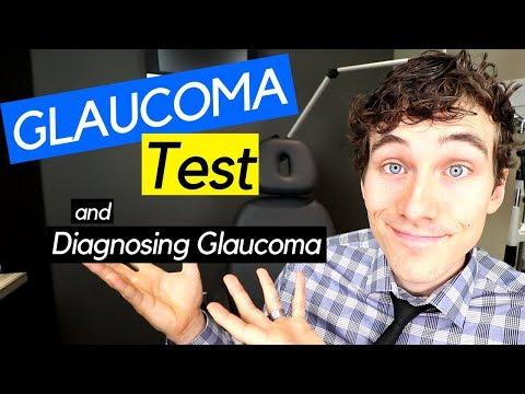 Glaucoma Test - Glaucoma Diagnosis