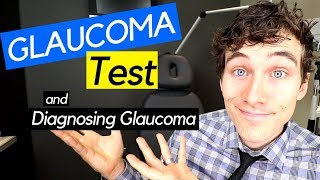 Glaucoma Test - Glaucoma Diagnosis