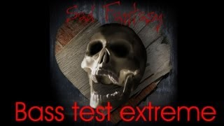 Bass test extreme - best bass test in the world, frequencies from 5Hz to 60Hz  (HQ)