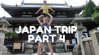 Japan Trip: Part 4 (Featuring Arima Onsen & Journey Home)