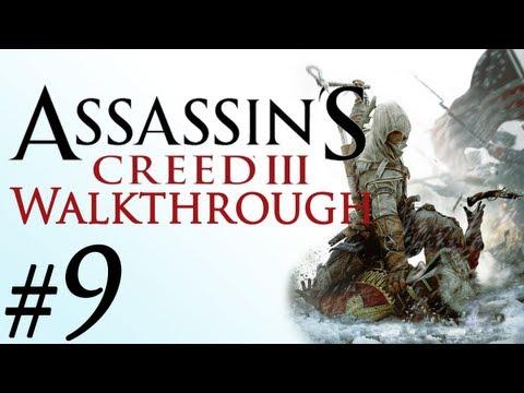 Assassins Creed 3 - Gameplay Walkthrough (Part 9) - Infiltrating Southgate