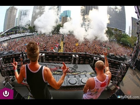 Showtek Live at Ultra Music Festival Miami 2014
