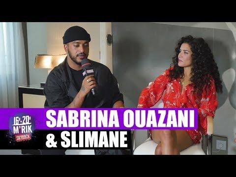Mrik x Break avec Sabrina Ouazani & Slimane
