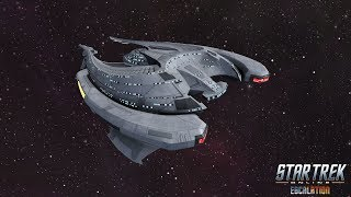 Star Trek Online - Son'a Command Science Vessel (T6) - Testing Improved Gravity Well