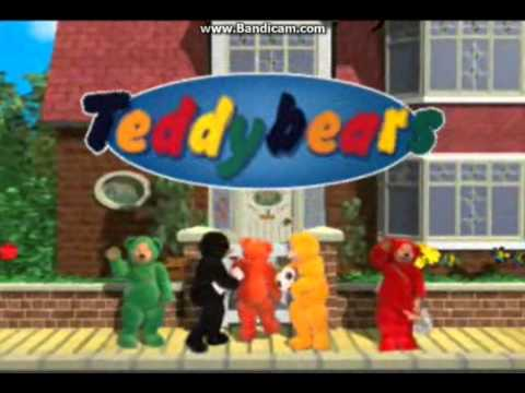 Клип Teddybears - Intro