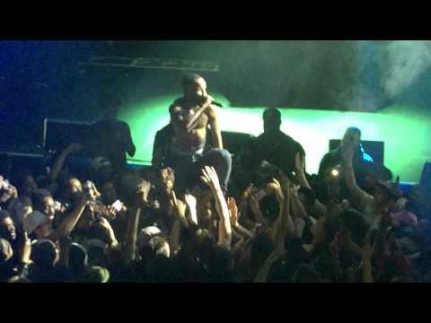 Tory Lanez Live at Electric Brixton London 2016 [Trap Music]