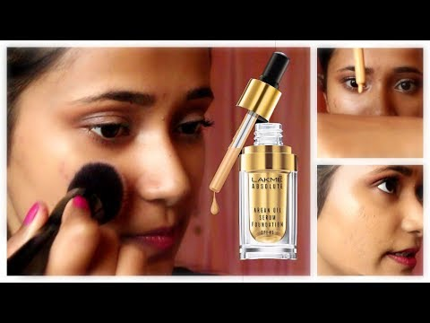 **NEW** Lakme Serum Foundation