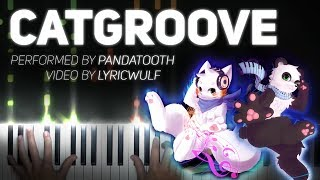 Parov Stelar · CATGROOVE (Piano Cover) ft. PandaTooth