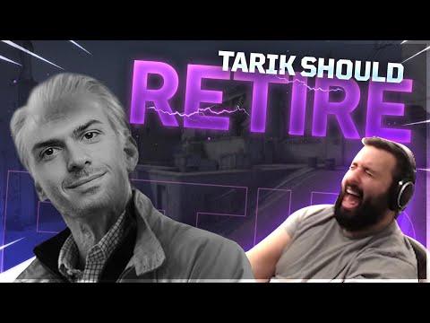 TARIK SHOULD RETIRE!!!