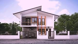 Modern Bungalow House Plan Philippines