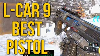 Black Ops 3: L-CAR 9 Gameplay (Best Pistol?) (Call of Duty: Black Ops 3 Gameplay)