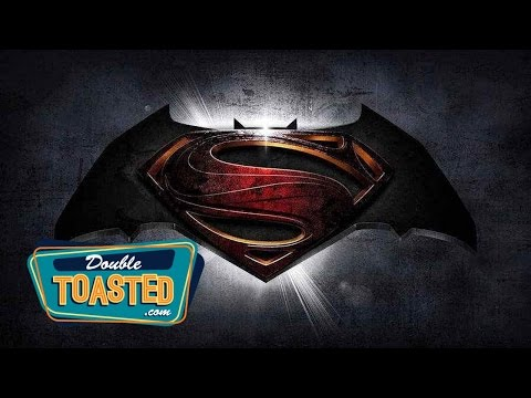 BATMAN V SUPERMAN DAWN OF JUSTICE TRAILER 3 REACTION - Double Toasted