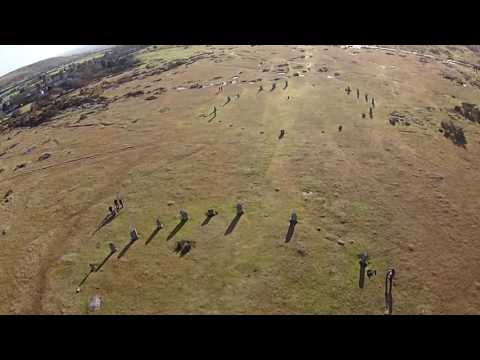 5 Ancient Stone Circles ~ England