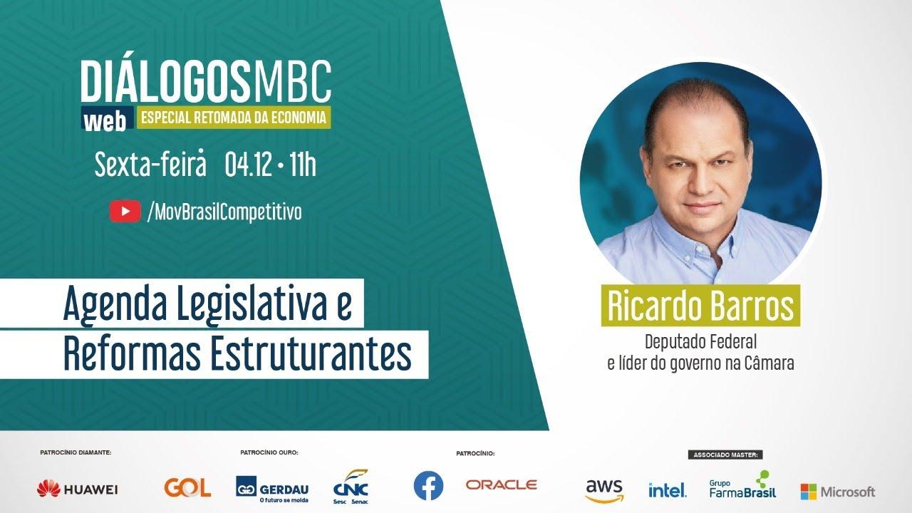 Diálogos MBC Web Especial Retomada da Economia: Reformas Estruturantes