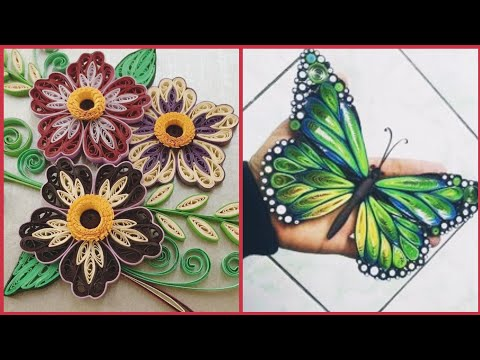 new-easy-paper-quilling-craft-ideas-for-home-decoration
