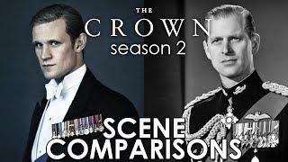 The Crown (2017) season 2 - scene comparisons