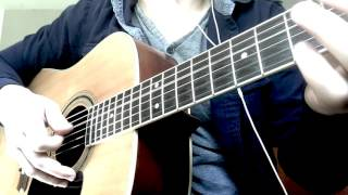 Chacun Pour Soi - Franco & TPOK Jazz - Acoustic cover by Don Keller