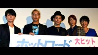 30日、登坂広臣(三代目J Soul Brothers)が、映画『ホットロード』の「...