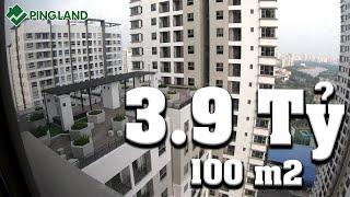 CẬN CẢNH Căn Hộ Saigon South Residences Block A 100m2 3.9 Tỷ [4K] - Ping Land