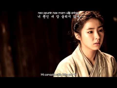 Eunha (GFRIEND) – Don't Come to Farewell  (Sub. español - Hangul - Rom) (Six Flying Dragons OST )