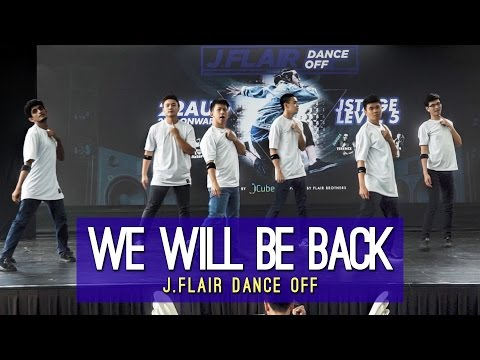 We Will Be Back (WWBB) | J.Flair Dance Off | RPProductions