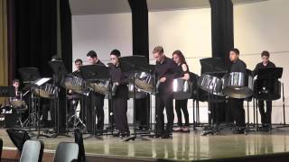 Mary Ann performed by EMHS Steel Drum Band Spring 2014