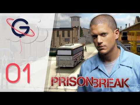 PRISON BREAK FR #1 : Bienvenue à Fox River !